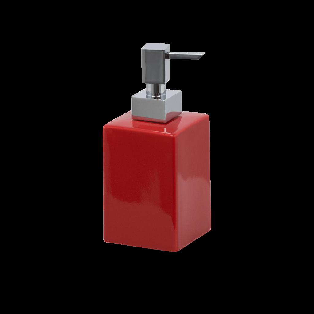 Dosatore sapone liquido d'appoggio