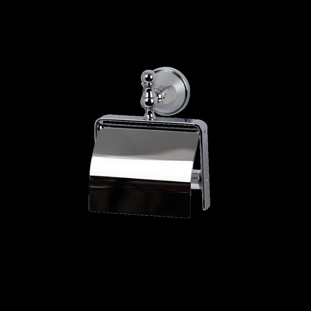 toilet roll holder chrome