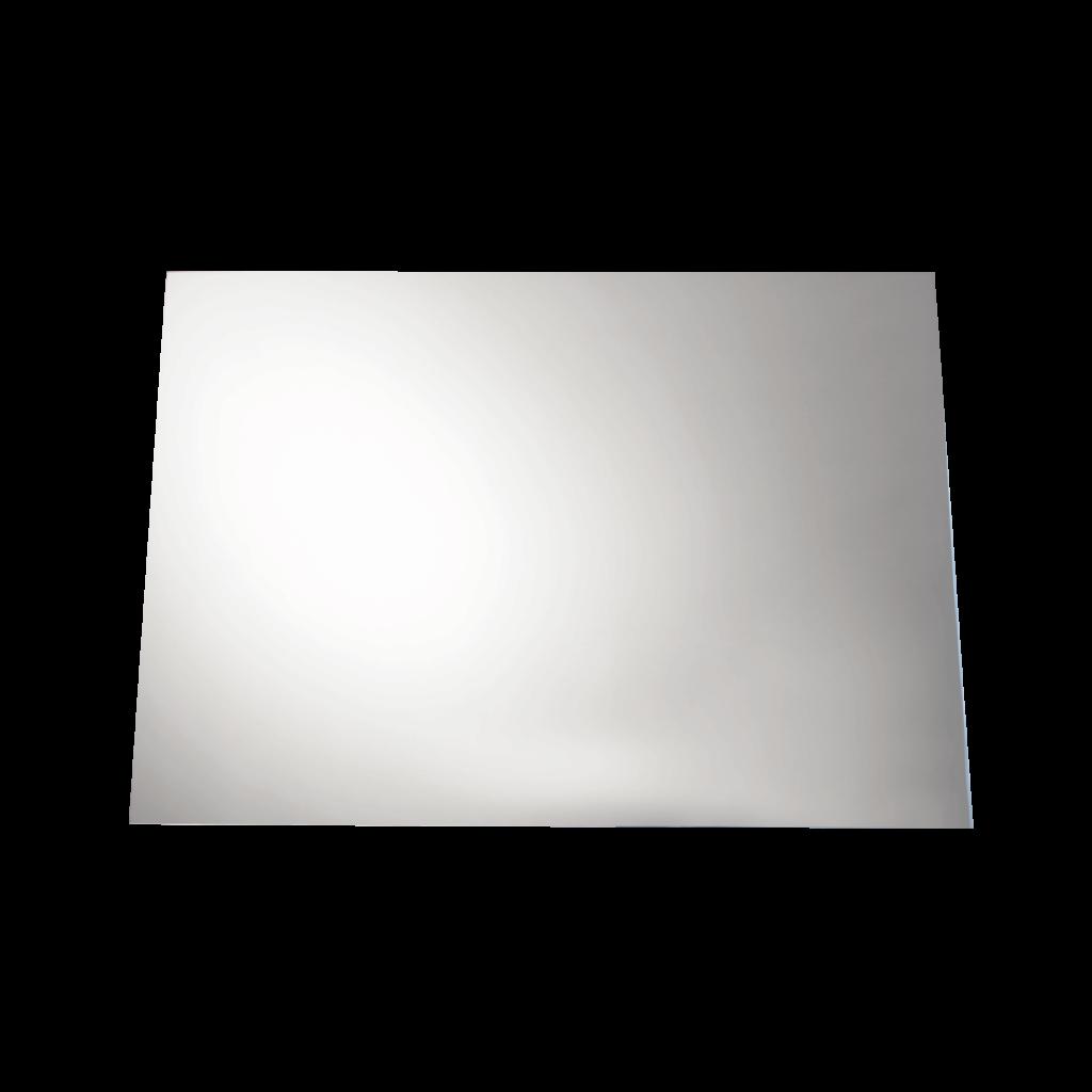 Specchio filo lucido con illuminazione perimetrale led