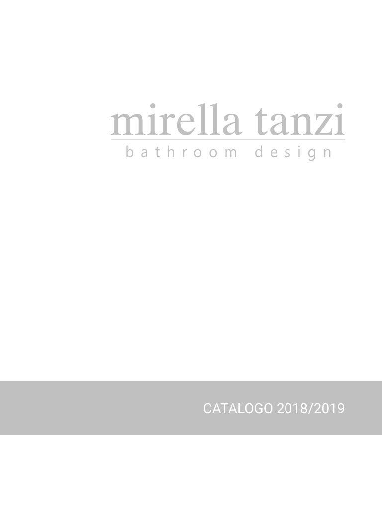 catalogo 2019 mirella tanzi bathroom design